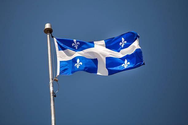 Canada, Quebec, province flag of Quebec